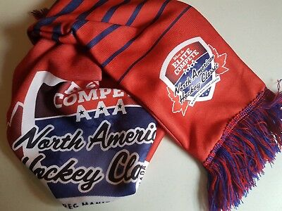 Men's Scarf Winter Accessories North American Hockey Classic Winnipeg MB Scarve