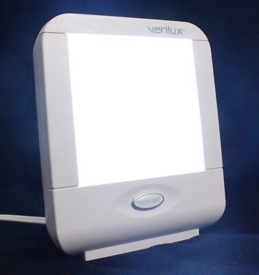 Verilux Happy Light VT10 Therapy Lamp For Seasonal Affective Disorder Vitamin D