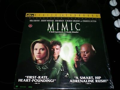 Mimic Dts Laserdisc Usa Import Very Rare 1997