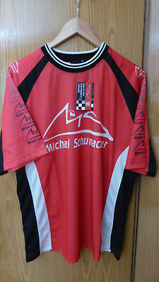 Original Michael Schumacher Collection T-Shirt Gr. XL  NEU