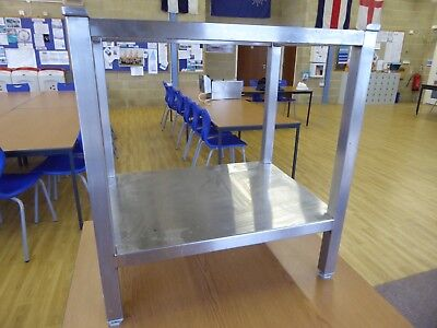 commercial stainless steel stand