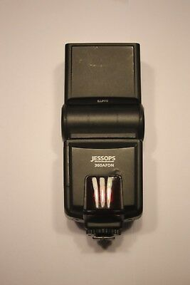 Jessops 360AFDN camera flash (cosmetic issue)
