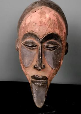 Old Tribal Chokwe   Mask    --  Angola