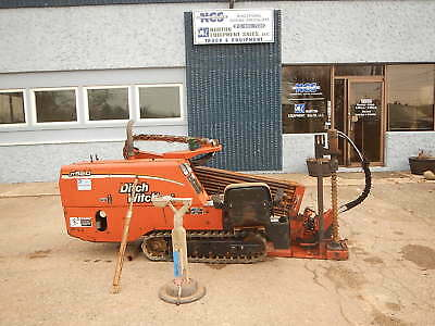 2005 Ditch Witch JT520, Directional Drill, Boring, HDD, Drilling, W/ LOCATOR