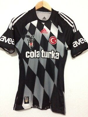 Besiktas Rare Third Kit 2009 / 2010 Football Shirt