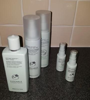 Liz Earle Instant Boost Skin Tonic approx 500ml in total worth £40-45 approx