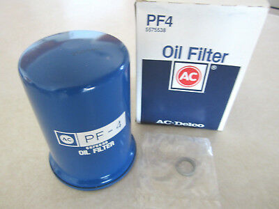 NOS GM Chevrolet Corvair Oil Filter PF4