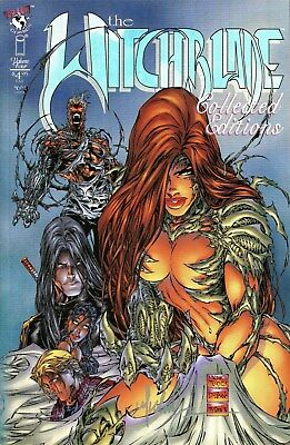 Witchblade Collected Edition #4 Signed By Artist Michael Turner