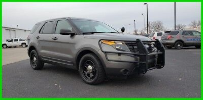 2015 Ford Utility Police Interceptor  2015 Ford Police Interceptor 3 to choose from VERY CLEAN