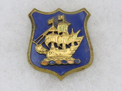 Original 27Th Tank Co. Di-Dui-Pin-Sb-Dieges & Clust