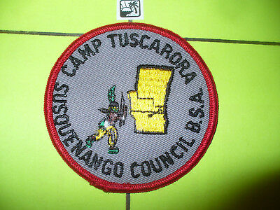 1960s Camp Tuscarora, pp,Indian, Susquenango Council,pp, OA 172 Otahnagon,477,NY