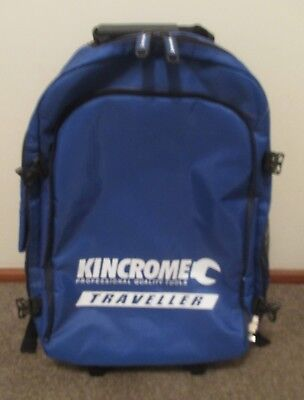 KINCROME traveller Case / Bag - On wheels with Handle
