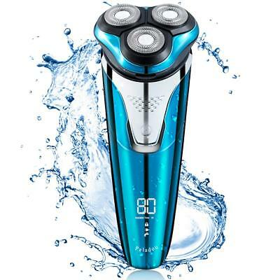 Paladou Professional Electric Razor Rotary Shavers For Men, Best Personal