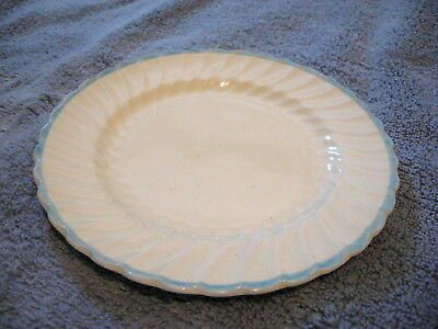 """Vintage Antique SUSIE COOPER Bread and Butter Salad Plate 6"""" Crown Works ENGLAND"""
