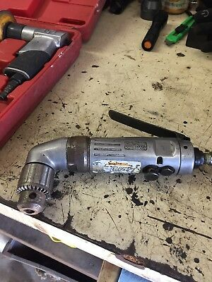 Snap On Angle Air Drill Reversable