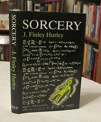 Sorcery by Hurley, J.Finley Hardback Book The Cheap Fast Free Post