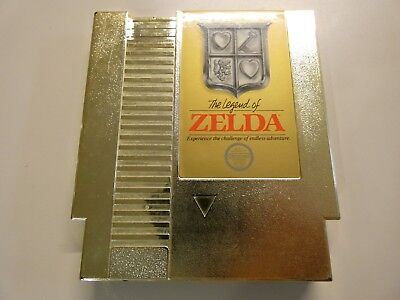 The Legend of Zelda (Nintendo Entertainment System). *5 screw* tested, saves!