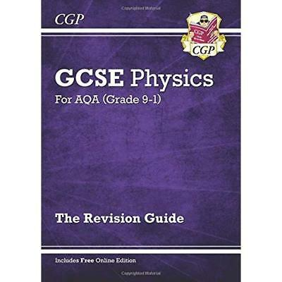 New Grade 9-1 GCSE Physics: AQA Revision Guide with Online Edition CGP Books