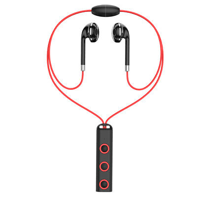 Bluetooth Headphones,APT-X Magnetic Neckband Wireless Sports Earphones IPX7