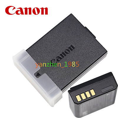Original Genuine Canon LP-E10 Battery for EOS1100D 1200D 1300D Rebel T3 LC-E10