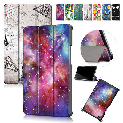 For Huawei MediaPad M5 8.4 Tablet Stand Soft Silicon Back Cover Case Smart Fold