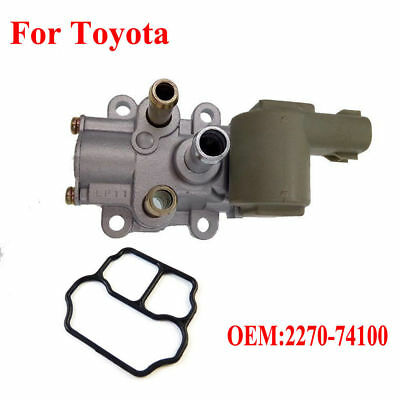 22270-74100 Injection Idle Air Control Valve Use for Toyota 89 90 91 Celica 2.2