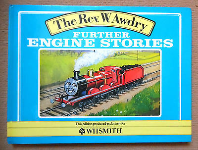 Thomas The Tank Engine Further Engine Stories The Rev W Awdry Hb Book 1983