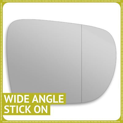 Right Driver Side Heated Mirror Glass for Hyundai ix35 2009-2015 0554RSH