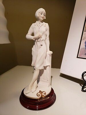 "Giuseppe Armani statue ""Lady Doctor"" limited edition"