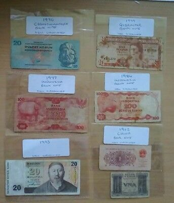 Job Lot Of Old Notes