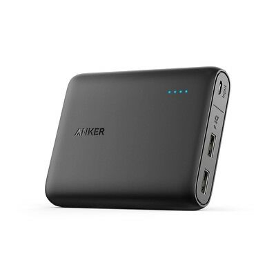 Anker 3A PowerCore 10400 Portable Battery Power Bank Dual USB - Mobiles Tablets