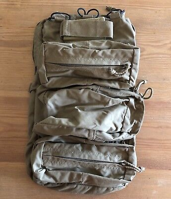 TAG Tactical Assault Gear Hydration Pack With Bladder! Coyote, See Photos!!