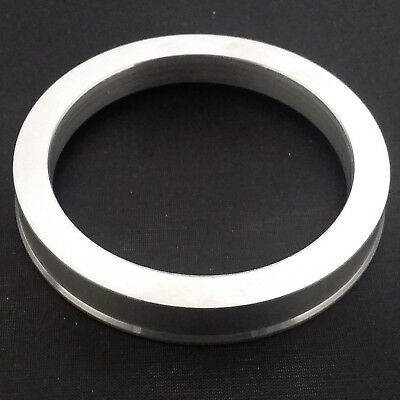 1 Single Aluminium 56.1 - 54.1 SPIGOT RING For Alloy Wheels Hub Centric