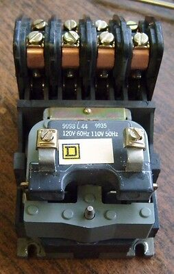 Square D Lighting Contactor 20 Amp 8903L004