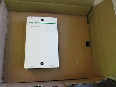 Neuf Schneider Electric Contacteur LC1 F4002F7
