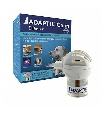 ADAPTIL Refill 48ml for Plug In Diffuser 30 Day Starter Kit Dog Calming Remedy