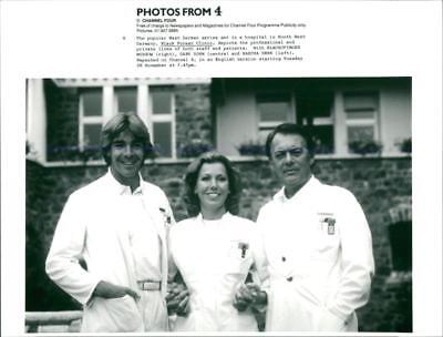 The Black Forest Clinic - Vintage photo