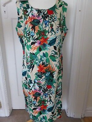 Gorgeous shift dress from Joe Browns - Size 18 NWT