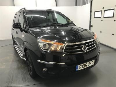 Ssangyong Turismo 2.0 EX 5dr Tip Auto 4WD