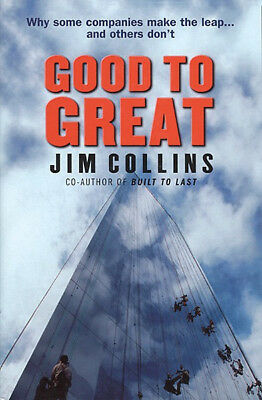 Good To Great (Hardcover), Collins, Jim, 9780712676090
