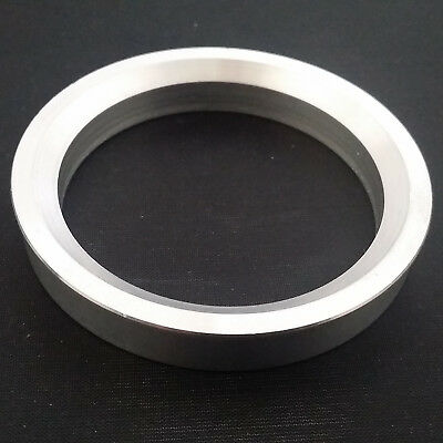 1 Single 56.1 - 75.0 Alloy Forged Aluminium Wheel Spigot Hub Ring