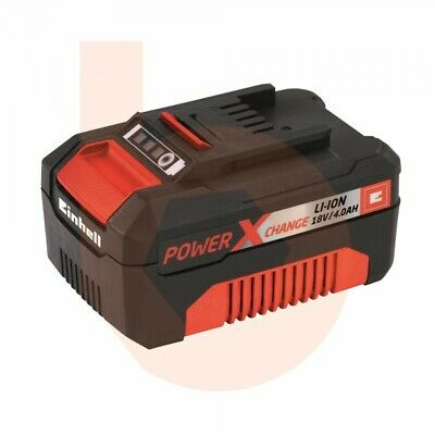 EINHELL BATTERIA A LITIO 18V LINEA POWER X-CHANGE 4,0 Ah 4000mAh