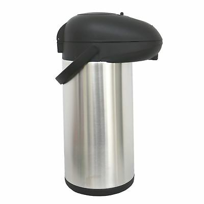 Large 5L Thermos Camping Flask Kettle Hot Water Tea Beverage Drinks AirPot,Therm