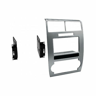 Car Double DIN Radio Stereo CD Player Dash Install Mounting Panel Kit Mount