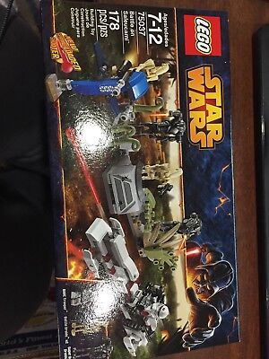 LEGO Star Wars Battle on Saleucami 75037 NIB
