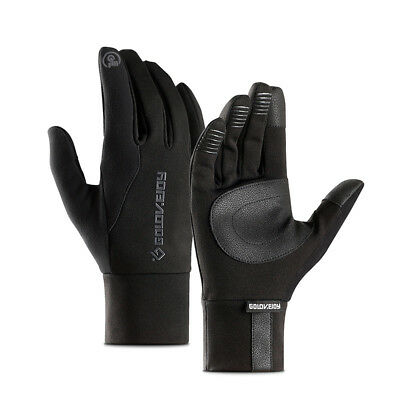 Unisex Touch Screen Windproof Waterproof Outdoor Sport Gloves Man Winter gloves