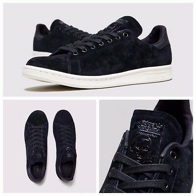 new product 4dddf b3879 ADIDAS STAN SMITH Shoes Mens Originals Superstar Gray Suede Bern Gazelle  Bz0485