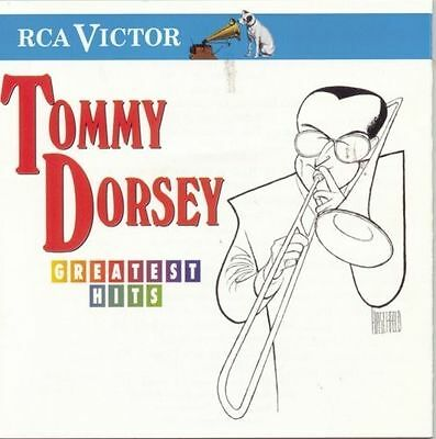 1 CENT CD Greatest Hits - Tommy Dorsey