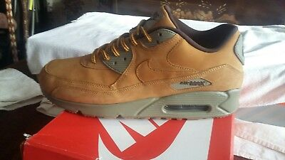 size 40 e5251 bee23 Ds 2015 Nike Air Max 90 Winter Premium Prm Bronze Brown Wheat 683282-700  Nice