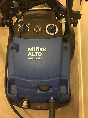 Nilfisk Alto Poseidon 5-41 PA Cold Water Pressure Washer Jet Wash 180 Bar 240V